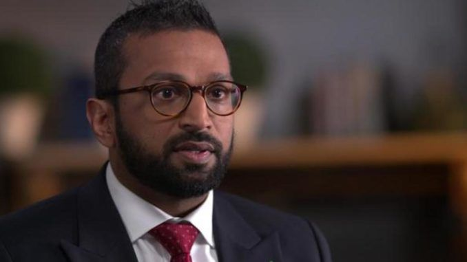 The Acting Secretary of Defense's Chief of Staff, Kash Patel, vows to sue CNN into oblivion