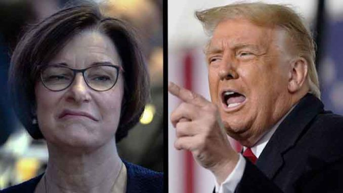 Sen. Amy Klobuchar says Trump's demands for larger stimulus checks are an attack on every American