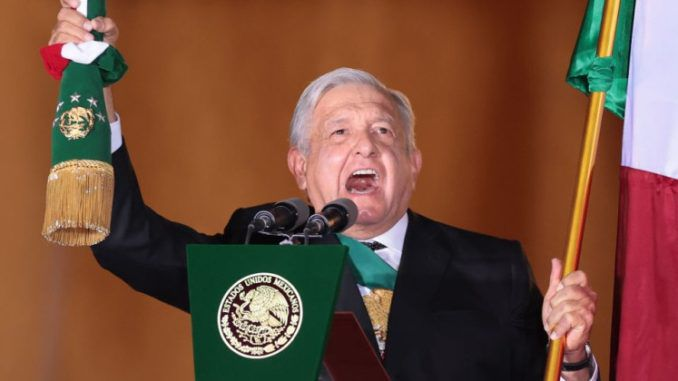 Mexico's president slams lockdowns as a form of dictatorship