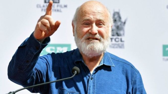 Actor Rob Reiner declares that survival of U.S. democracy depends on Trump family being prosecuted and jailed