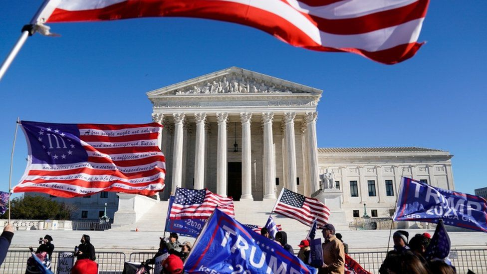 At least 17 states support Texas SCOTUS lawsuit claiming elections in PA-MI-GA-WI were unconstitutional