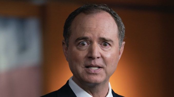 Schiff slams Republicans who backed Texas lawsuit as a danger to the USA