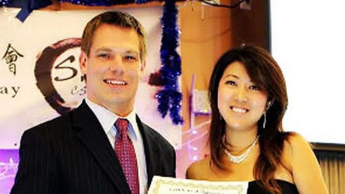 Rep. Eric Swalwell accepted donations from Chinese Communist Party employees