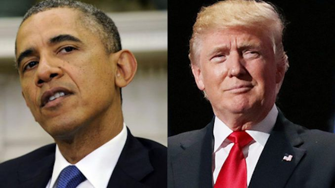 Trump takes Obama's crown as most admired man in America