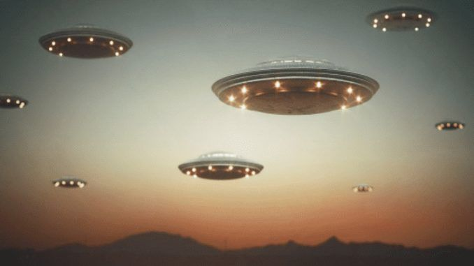 UFO sightings dramatically rise 283 percent in 2020