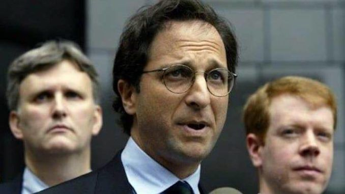 Andrew Weissmann brags that Manafort and Stone can now be forced to testify against Trump