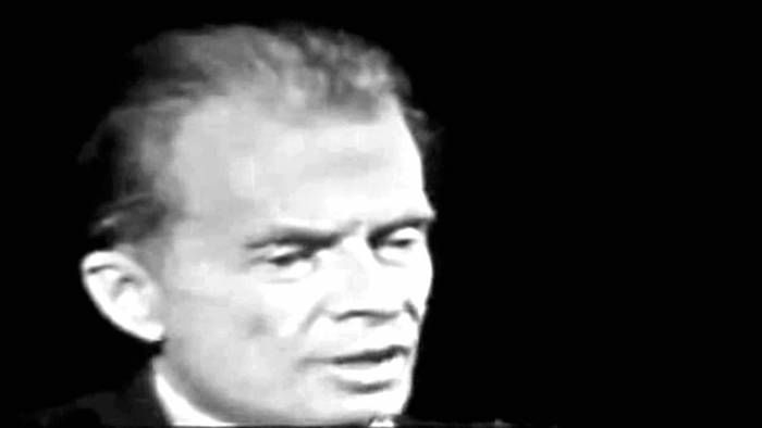 Aldous Huxley predicted 'The Great Reset' in 1958