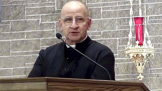 Catholic priest says media and Deep State are possessed by demons and the devil