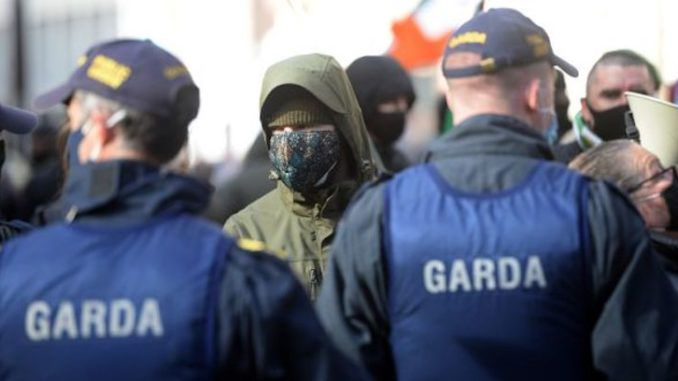 Irish man who says he was medically exempt jailed for 2 months for refusing to wear a face mask