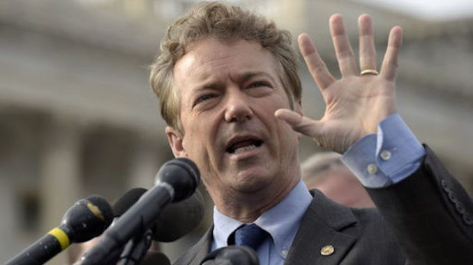 Rand Paul says if you want legitimate elections in the U.S. you need to jail people for voter fraud