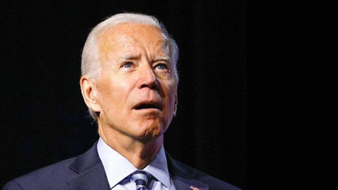 Dr. Ronny Jackson declares that there is something wrong with Joe Biden