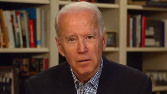Biden bans reporters at virtual press conference as questions get difficult