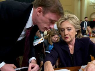 Biden's national security advisor told Clinton that al Qaeda is on our side
