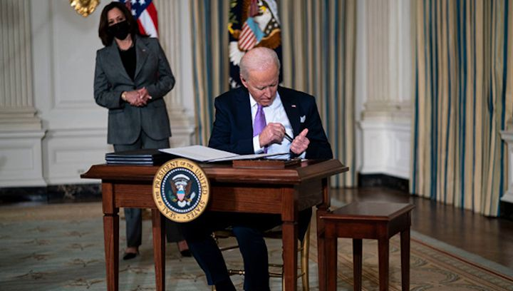 "Biden Signs Executive Order Banning The Term ""China Virus"" – IOTW Report"