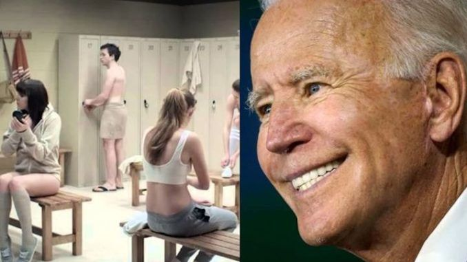 Joe Biden vows to push Transgender bathroom laws on day one of presidency