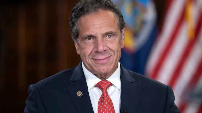 NY Democratic lawmaker proposals new law to detain 'disease carriers' Gov. Cuomo deems to be dangerous to public health