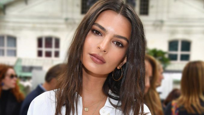 Emily Ratajkowski slams Facebook for banning President Donald Trump