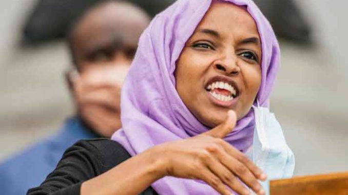 Rep. Ilhan Omar says if GOP refuse to remove Marjorie Taylor Greene then 'they' will have to do it
