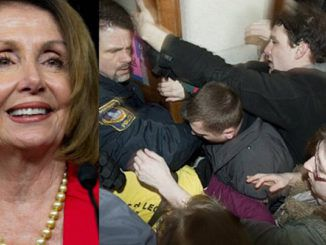 Pelosi previously praised Capitol stormers as impressive show of democracy