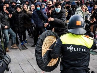 Netherlands protests