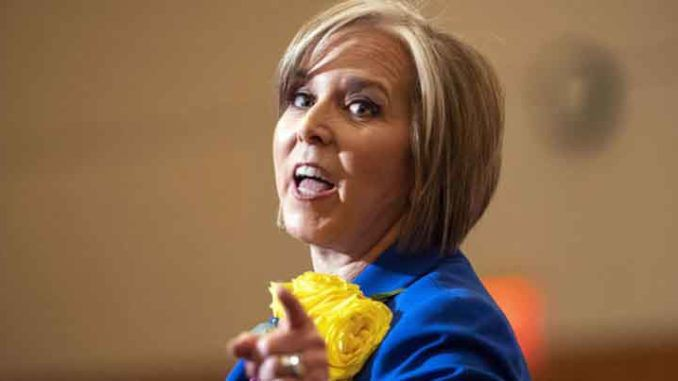 Dem New mexico Gov. fines churches for holding Christmas services