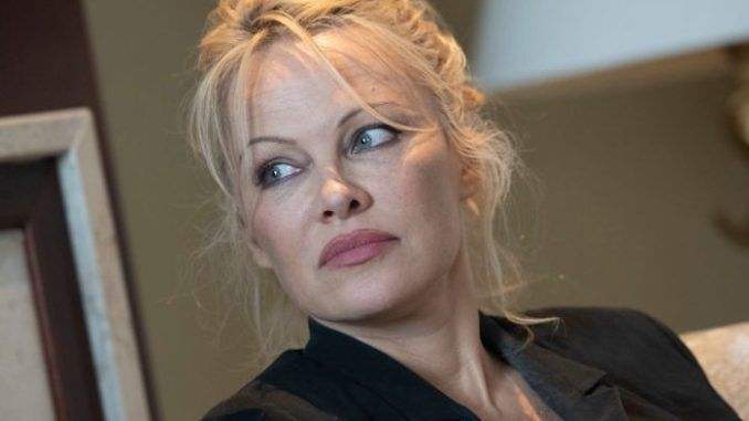 Pamela Anderson warns social media controls your brain