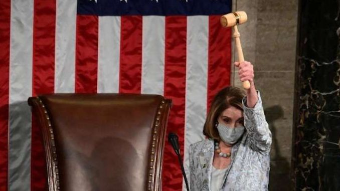 Nancy Pelosi promises to focus Congress on racial and environmental justice