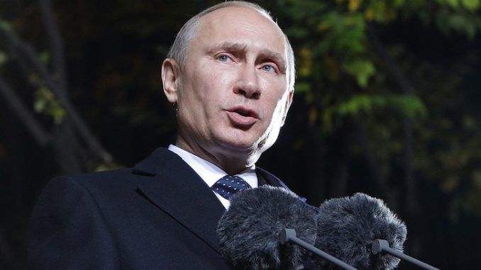 President Putin warns that a war is coming that will end our civilization