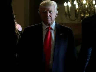 President Trump promises he's going to take action soon, in new interview with Washington Examiner