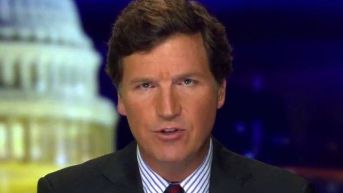 Tucker Carlson warns Big Tech, Big Business and the Democrats are plotting to destroy America