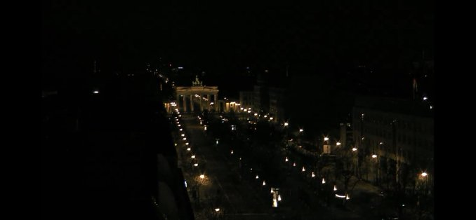 Italy Vatican blackout