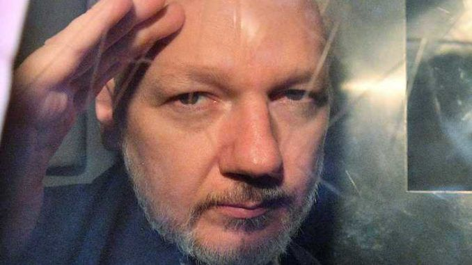 Julian Assange could be freed within one week