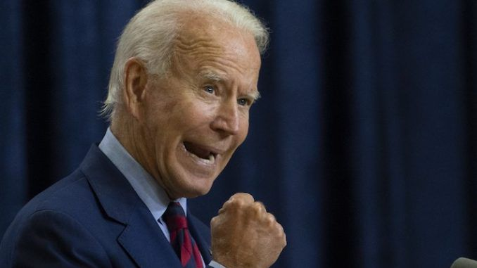 Joe Biden declares himself 'Savior Around the World' for forcing Americans to fund Planned Parenthood
