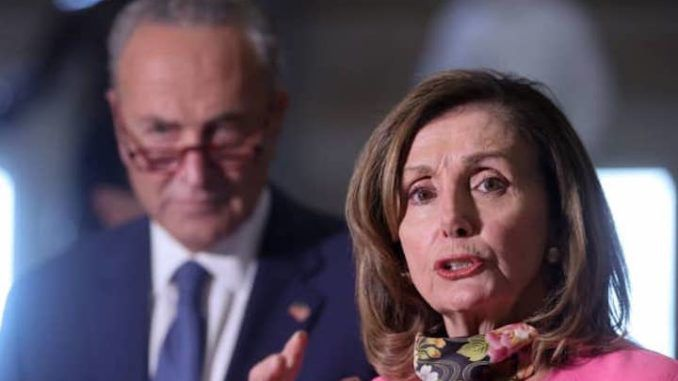 Democrats to move at lightning speed to enact socialist blueprint and fully crackdown upon America
