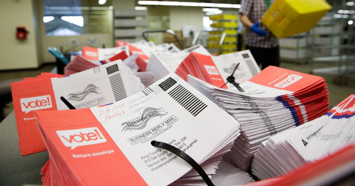 Democrats Introduce Bill to 'Massively Expand' Mail-in Voting