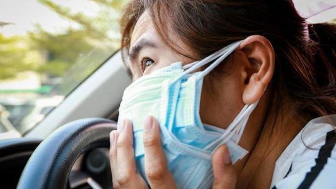Doctor suggests Americans should wear four face masks to protect against COVID-19