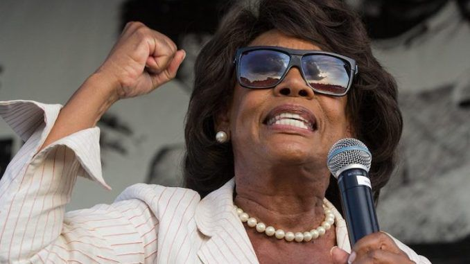 Corrupt Maxine Waters has funnelled over 1 million dollars of campaign funds to her daughter