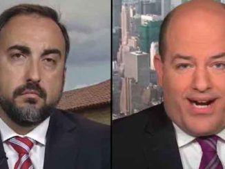 CNN's Brian Stelter and former Facebook executive Alex Stamos outline plan to silence political dissidents