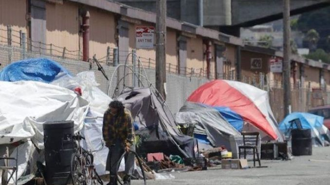 Joe Biden signs executive order that could force taxpayers to fund San Fransisco homeless hotels