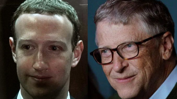 Academic study finds Big Tech elite are in their own 'non human' class