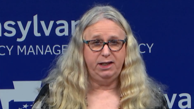 Joe Biden selects transgender Dr. Rachel Levine to serve as the assistant secretary of health for the Department of Health and Human Services.