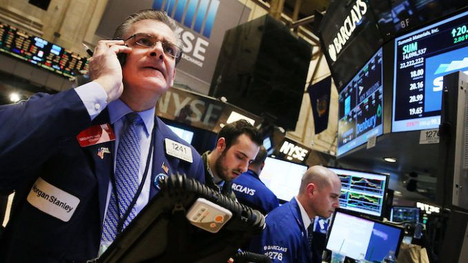 Wall Street in meltdown after ordinary Americans take down the elite billionaires