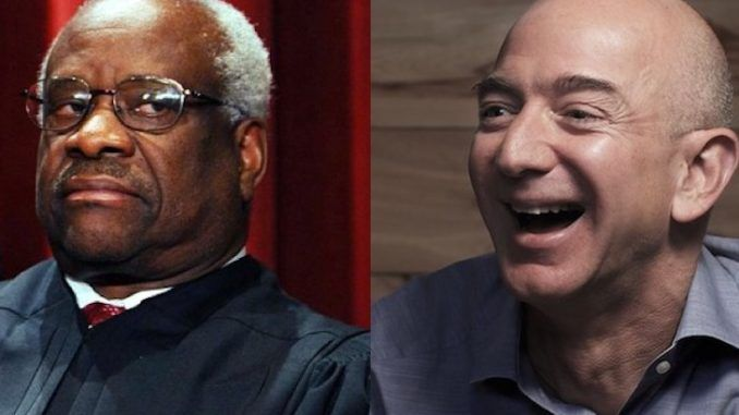 Amazon bans Clarence Thomas documentary during Black History Month