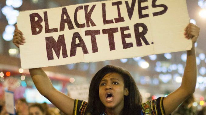 Black Lives Matter supports Democrat's proposal to remove 100 Republicans from Congress