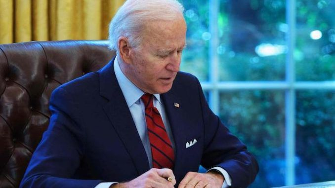 Biden admin will not rule out altering the Second Amendment