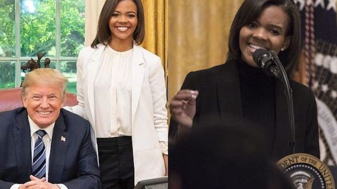 Candace Owens announces she's running for president in 2024