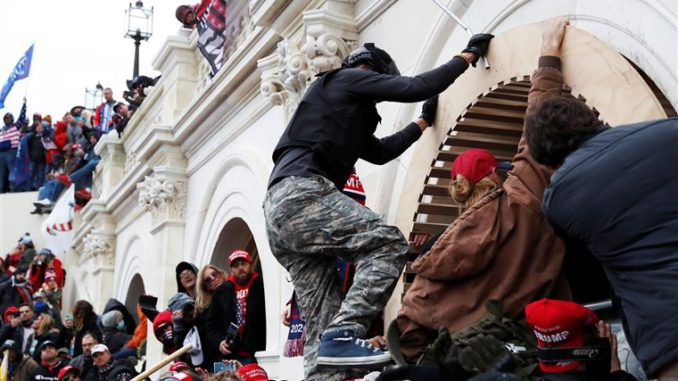 Security officials confirms Capitol riot was planned weeks in advance