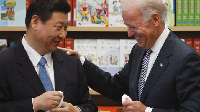 Chinese government apologize for accidentally anally penetrating Biden officials