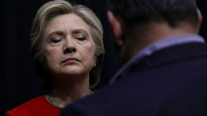 Hillary Clinton could be impeached under new precedent, Trump's lawyers say