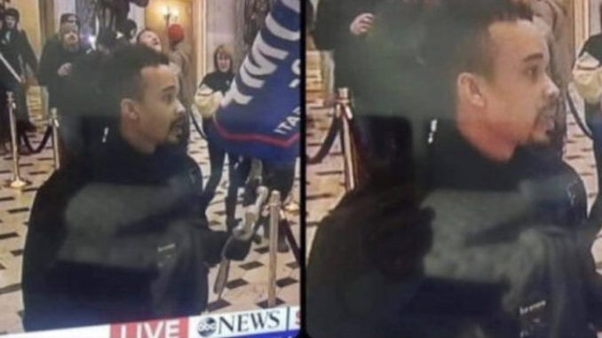 CNN and NBC caught paying BLM activist John Sullivan 35 thousand dollars for Capitol riot footage.